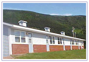 Cape Breton Mountains - take a wilderness holiday in Nova Scotia
